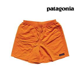 "PATAGONIA パタゴニア バギーズ ショーツ 5インチ ショートパンツ BAGGIES SHORTS 5"" MAN MANGO 57021"
