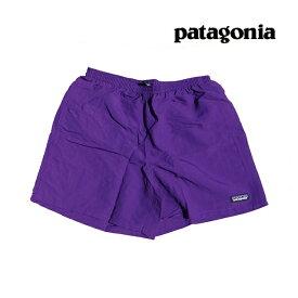"PATAGONIA パタゴニア バギーズ ショーツ 5インチ ショートパンツ BAGGIES SHORTS 5"" PUR PURPLE 57021"