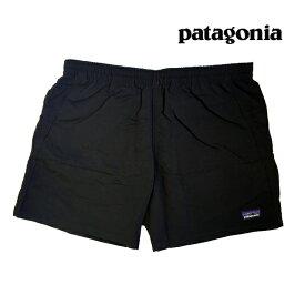"PATAGONIA パタゴニア レディース ショートパンツ バギーズ ショーツ 5インチ WOMEN'S BAGGIES SHORTS - 5"" BLK BLACK 57058"