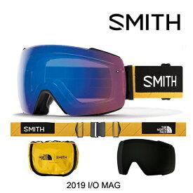 2019 SMITH スミス ゴーグル GOGGLE I/O MAG AC - AUSTIN SMITH/CHROMAPOP SUN BLACK+CHROMAPOP STORM ROSE FLASH