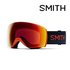 SMITH スミス スカイライン XL ゴーグル SKYLINE XL GOGGLE RED ROCK / CHROMAPOP クロマポップ SUN RED MIRROR アジアン フィット ASIAN FIT スノーボード ゴーグル