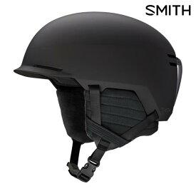 2021 SMITH スミス スカウト ヘルメット HELMET SCOUT MATTE BLACK ASIAN FIT アジアン フィット