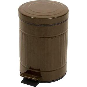 ブラウン【ゴミ箱激安挑戦中】【ゴミ箱分別】