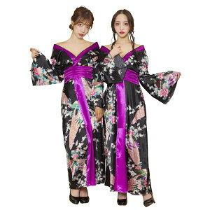 【コスプレ衣装/コスチューム】 GLOWHOLIC 花魁 紫