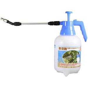 ★今夜20時-4H全品P5倍★蓄圧式噴霧器 ハイパー 2L 除草剤専用 H-2035