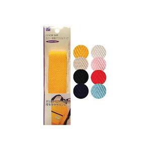 カラー薄地アクリルテープ(30mm×1.5m) 【12個セット】 23-110