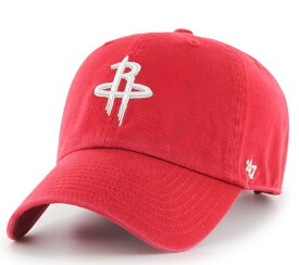 sale! フォーティセブン Houston Rockets NBA kids '47 CLEAN UP Cap red