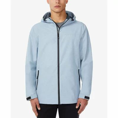 サーティーツーディグリー 32 Degrees レインコート Storm Tech Full-Zip Hooded Rain Jacket Moonlight Melange