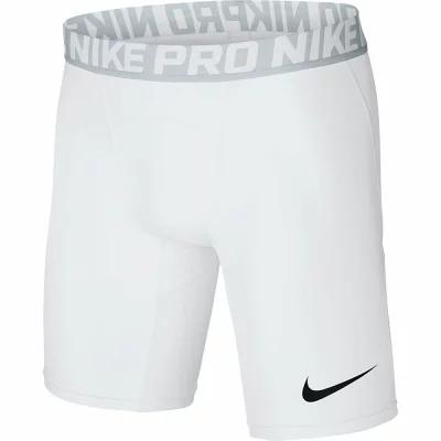 ナイキ Nike ボクサーパンツ Pro Shorts White/Pure Platinum/Black