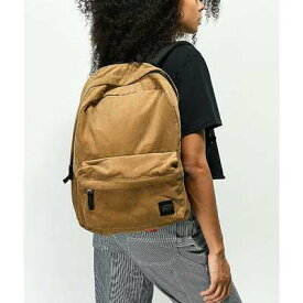 b69fdc7d588d ヴァンズ バックパック・リュック Vans Deana III Dirt Corduroy Backpack Brown