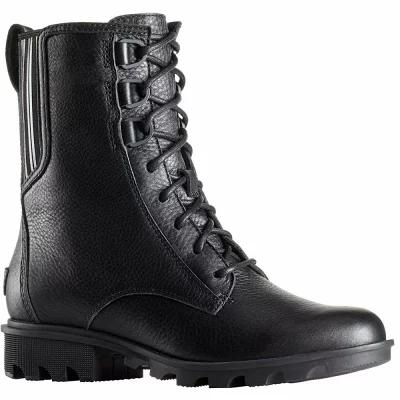 ソレル Sorel ブーツ Phoenix Lace Boot Black