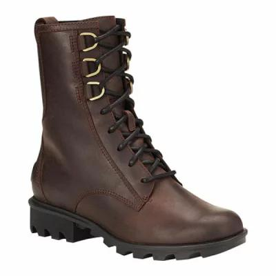 ソレル Sorel ブーツ Phoenix Lace Ankle Boot Cattail Waterproof Full Grain Leather