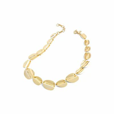 ジェイクルー J.CREW ネックレス Graduated Pebble Necklace Gold