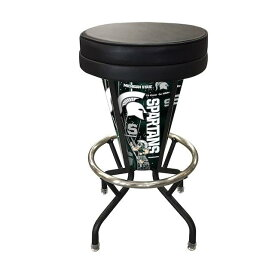 Michigan State Spartans 30 LED Lighted Bar Stool ユニセックス