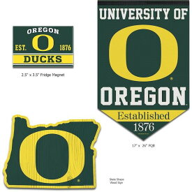 WinCraft Oregon Ducks Home Goods Gift Set ユニセックス