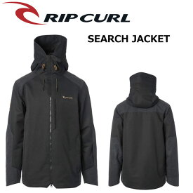 【RIP CURL】SEARCH JACKET【2018-2019モデル】カラーBLK【リップカール】