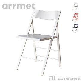 《全3色》arrmet Pocket color Chair ポケット カラー チェア AREA Declic 【アーメット エリアデクリック エリア・デクリック デザイン雑貨 会議室 椅子 ホールチェア イタリア製 インテリア】※メーカー取り寄せ:ご注文後に納期をご連絡します。