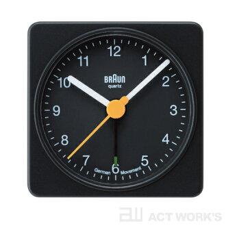 BRAUN BNC002闹钟座钟棕色