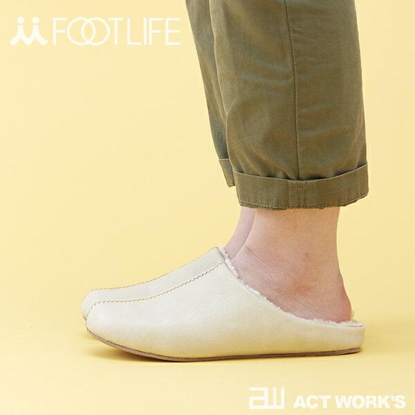 《全4色》FOOT LIFE toeup トウアップ ルームシューズ フットライフ 【デザイン雑貨 北欧】