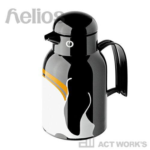 helios 卓上魔法瓶 サーモ バード ペンギン 1.0L Thermo Bird Penguin Vacuum Jug 【ヘリオス デザイン雑貨 コーヒー 紅茶 日本茶 緑茶 ドイツ製 保温 魔法ビン ダイニング】