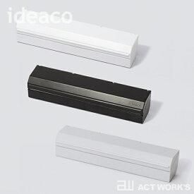 《全3色》ideaco ラップホルダー 22cm用 wrap holder 22 【キッチン 収納 整理 ケース イデアコ デザイン雑貨 北欧 アルミホイル クッキングシート】