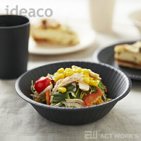 《全4色》ideaco ティーエム ボウルセット 4枚組 tm.bowl set 【デザイン雑貨 アウトドア テーブルウェア キッチン オーガニック イデアコ 北欧】