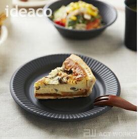 《全4色》ideaco ティーエム プレートセット 4枚組 tm.plate set 【デザイン雑貨 アウトドア テーブルウェア キッチン オーガニック イデアコ 北欧】