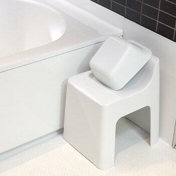 【RCP】RETTOハイチェア風呂椅子 & RETTO湯手桶セット 【デザイン雑貨 岩谷マテリアル IWATANI 北欧】