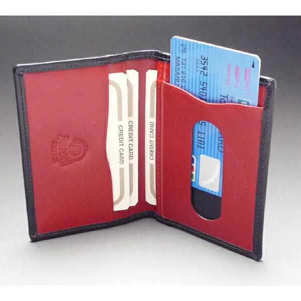 【RCP】《全3色》peroni ペローニ パス&カードケース 【パスケース カードケース】