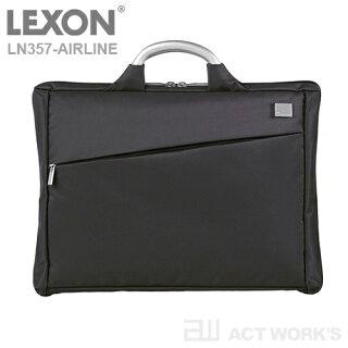 LEXONブリーフケースLN357