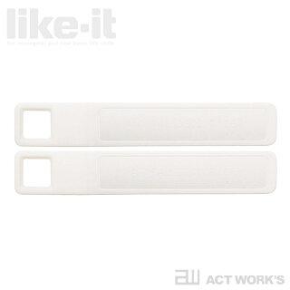 《全2色》like-it脱臭・調湿できる珪藻土スティック2P(選べるカラー×2セット)NaturalDeodorizer