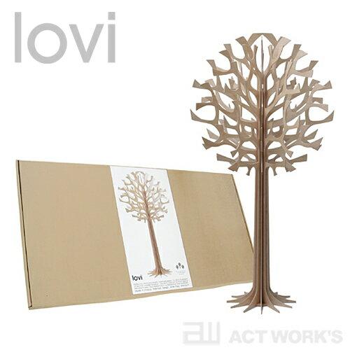 lovi Tree 68cm ツリー【ロヴィ オブジェ フィンランド 白樺 バーチ材 リビング デザイン雑貨】