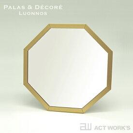 《全3色》PalaDec Octam 八角形スタンド/ウォールミラー Sサイズ オクタム 【デザイン雑貨 八角ミラー パラデック 風水 パワー 玄関 開運 壁掛け 鏡】
