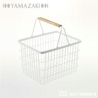 toscaランドリーバスケット(M)ヤマザキ