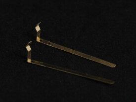 オリジナル K集電金具 集電板(集電シュー) カトー(kato)にも使えます 20個セット