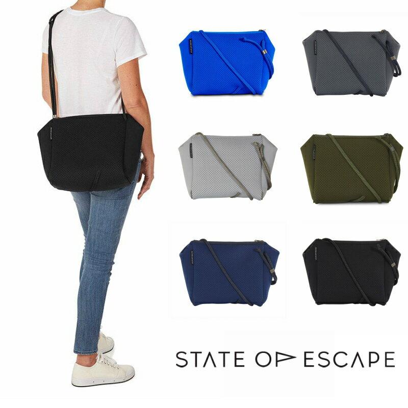 ステイト オブ エスケープ FREESTYLE CROSS-BODY BAG ショルダーバッグ State of Escape ビーチ ロンハーマン 取り扱い 6色