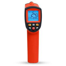 非接触型赤外線 放射温度計 TemPro 700 測定範囲-50°〜700° 赤外線測温器 測定器 レーザーポイント付き測温計 放射温度計 非接触型測温計 デジタル液晶表示 小型 コンパクト 測定器 工業用温度計 温度計 食品用温度計 送料無料 あす楽対応 ポイント消化