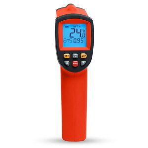 非接触型 赤外線 放射 工業用 温度計 TemPro 700 測定範囲-50°〜700° 赤外線測温器 測定器 レーザーポイント付き測温計 放射温度計 非接触型測温計 デジタル液晶表示 小型 コンパクト 測定器 業