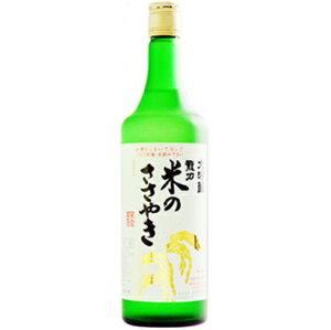 龍力 米のささやき大吟醸 1800ml 兵庫県特A地区産山田錦を100%使用した、龍力の代表的な大吟醸酒。お燗をしないで冷やして(10℃前後)お飲みください。