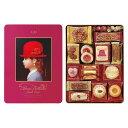 お歳暮 ギフト 送料無料 お菓子 お返し 内祝い 洋菓子 赤い帽子 赤い帽子 ピンク 16460 送料無料 引越し あす楽