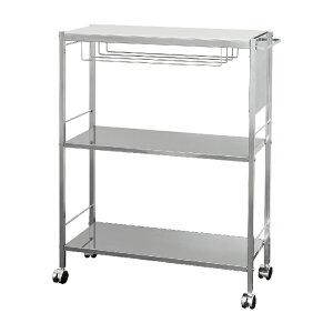 包丁スタンド付キッチン作業台幅68cm