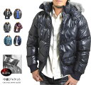 ダウンジャケット メンズ 中綿 ダウンコート 防寒 軽量 大きいサイズ 3L(XXL) 4L(XXL)あり 暖かい フェイク ダウン ジャケット コート 冬 アウター ブルゾン ジャンバー メンズファ