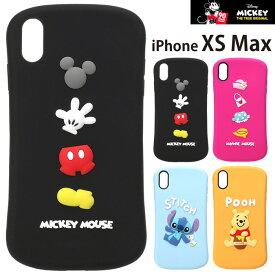 9a02e52761 iPhone XS MAX ディズニー シリコンケース キャラクター ソフトケース ソフト シリコン ケース グッズ ミッキー ミニー スティッチ くま のプーさん アイフォン XSmax ...