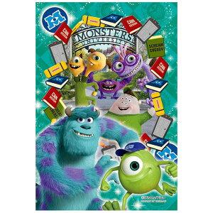 ドリーム・ウィンドウ モンスターズ ディズニー Disney ピクサー PIXAR ジグソーパズル 70ピース プリズムプチ ジグソー パズル Puzzle クリア 透明 ピース ギフト プレゼント 誕生日プレゼント 贈