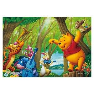 森の音楽隊 ディズニー Disney ジグソーパズル 99ピース プチライト ジグソー パズル はがき A6 ポストカードサイズ ギフト プレゼント 誕生日プレゼント 贈り物 誕生日 クリスマス ステイホー