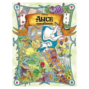 不思議の国のアリス ディズニー ジグソーパズル 300ピース プチ2ライト プチプチライト ジグソー パズル ミニ 小さい ギフト プレゼント 誕生日プレゼント 誕生日 クリスマス おうち時間 イ