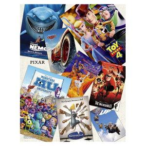 ピクサー ポスターコレクション ディズニー ジグソーパズル 300ピース プチ2ライト プチプチライト ジグソー パズル ミニサイズ 小さい ギフト プレゼント 誕生日プレゼント 誕生日 クリスマ