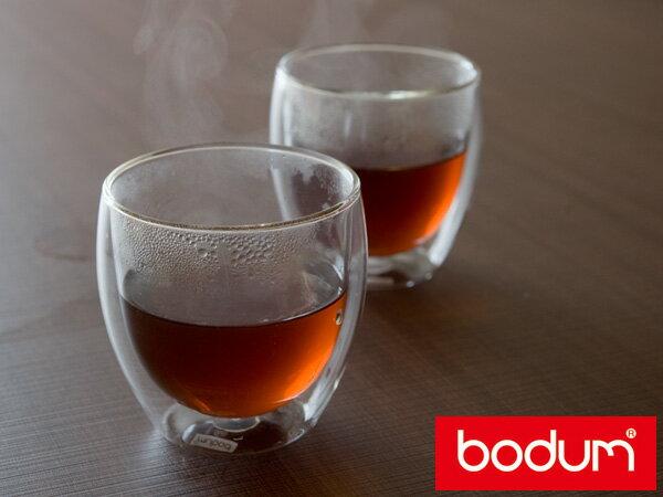 ボダム ( bodum ) パヴィーナ ダブルウォールグラス   2個セット < 250mL > 4558-10 【 pavina 】【 アドキッチン 】