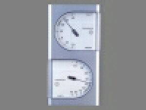 TANITA/タニタ 温湿度計(TT-518-SV)<シルバー>