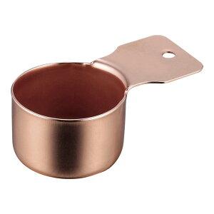 18-8コーヒーメジャースプーンショート 銅